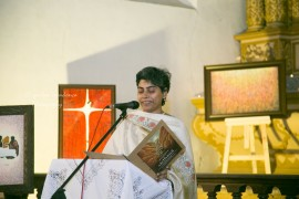 Curator of Museum of Christian Art - Natasha Fernandes