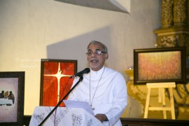 Most Rev. Fr. Filipe Neri Ferrao - Arch Bishop (Goa & Daman)