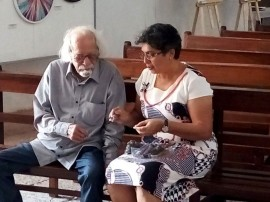 With Padma Bushan Shri Laxman Pai