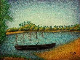 Traditional Monsoon Fishing